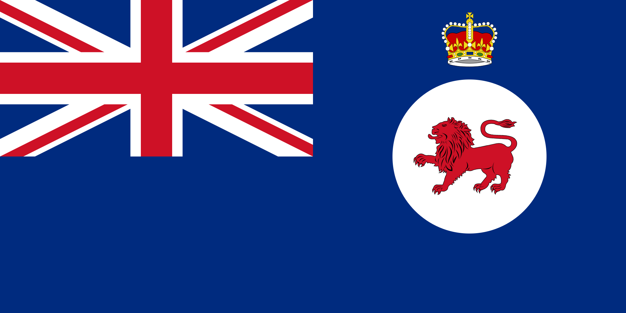 Vice-Regal Standard for Tasmania