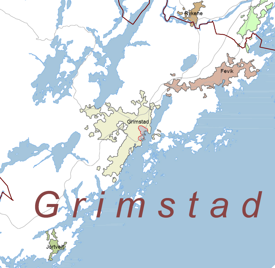 grimstad servicesenter as