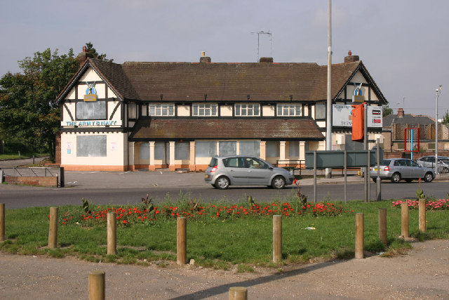 The Army and Navy - geograph.org.uk - 48302