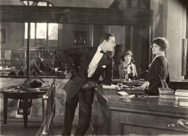 The Blot, 1921