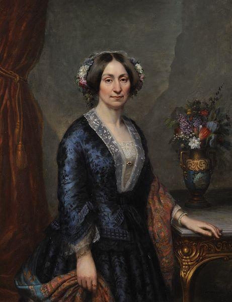 Fichier:The Duchess of Orléans (Helene of Mecklenburg-Schwerin) by Heinrich Pommerencke.jpg