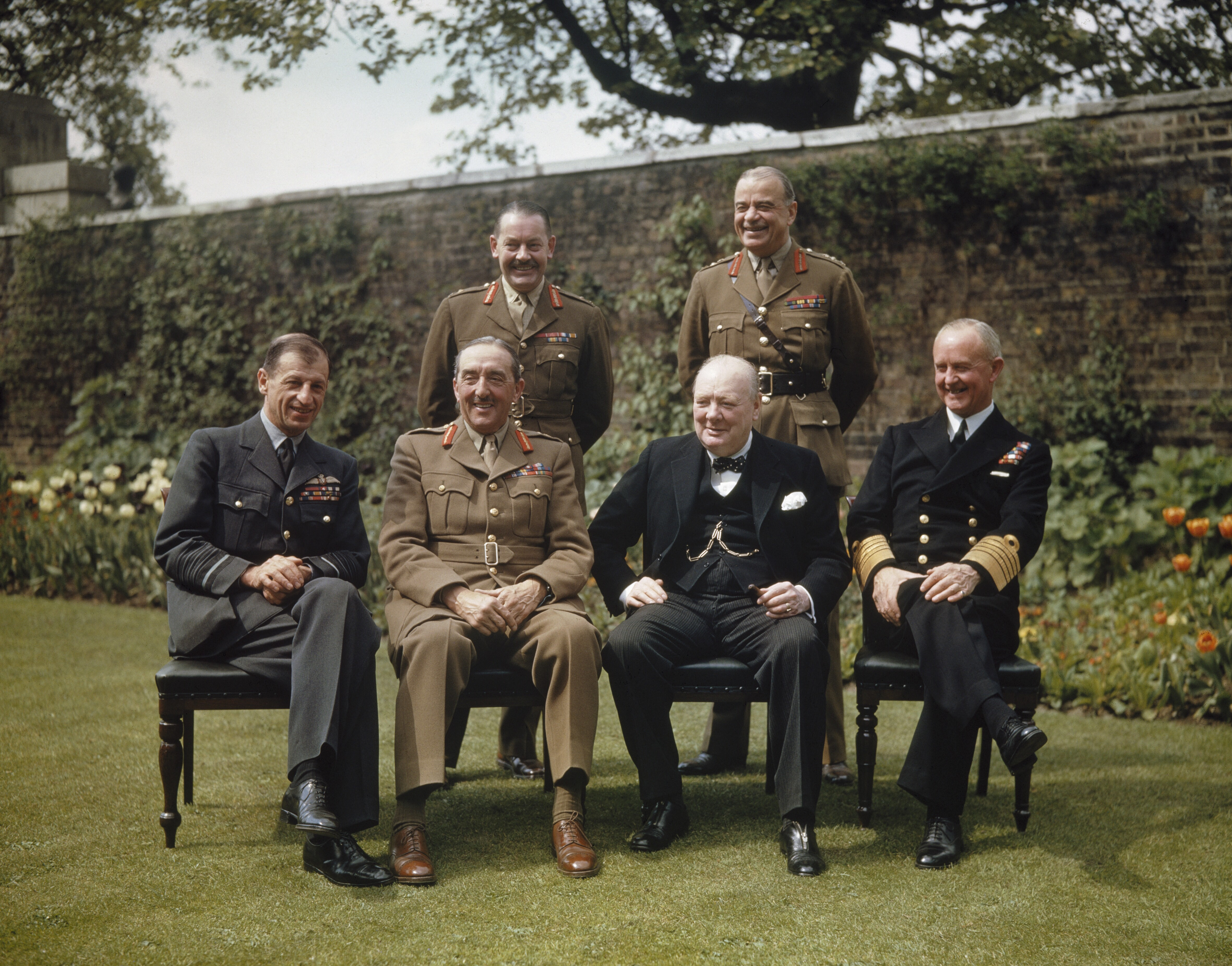 File The Prime Minister The Rt Hon Winston Churchill