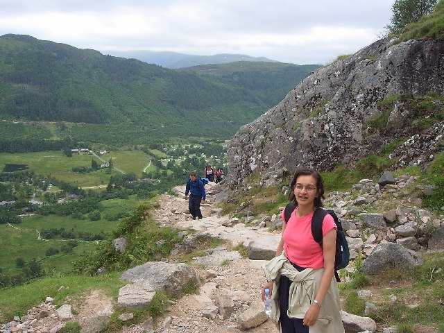 The Tourist Route - geograph.org.uk - 52744