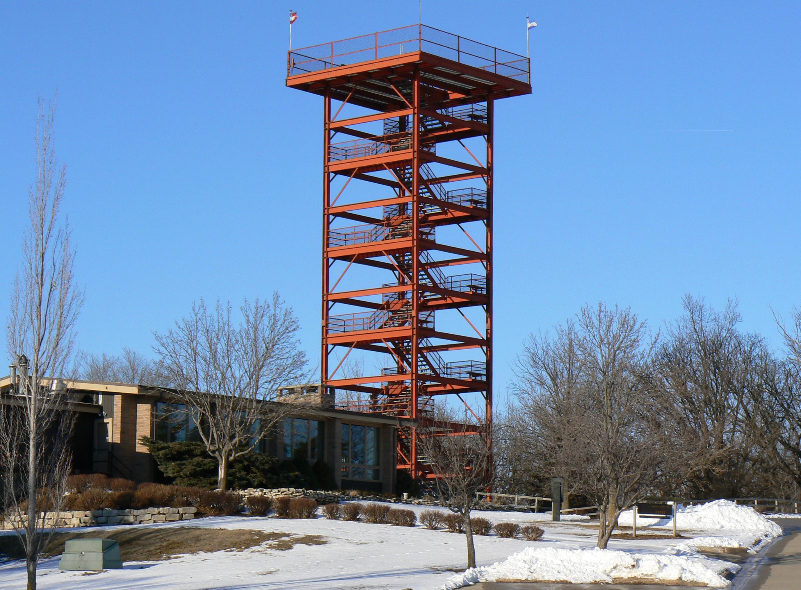 River Park Tower Apartments