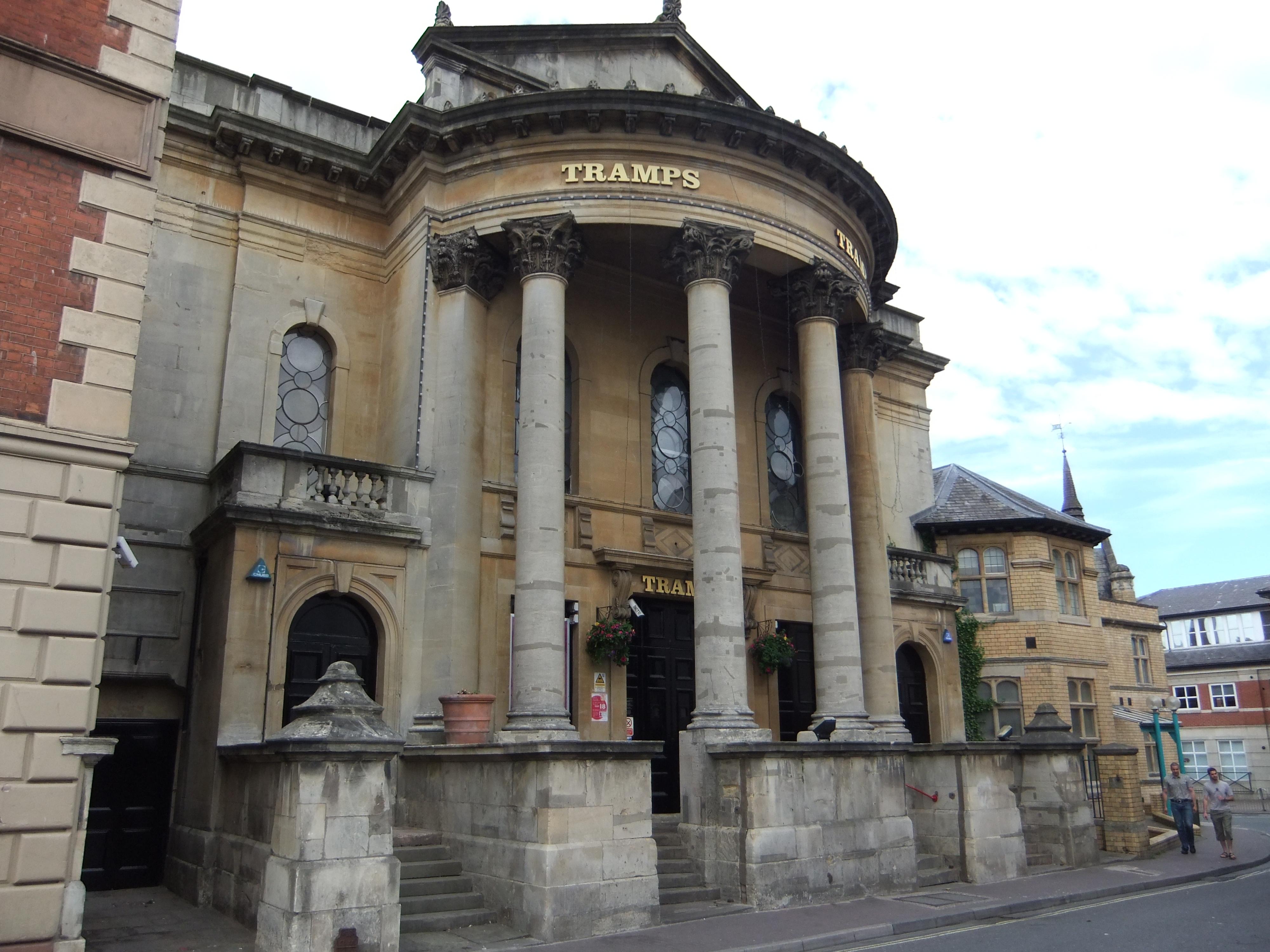 Tramps Nightclub Worcester