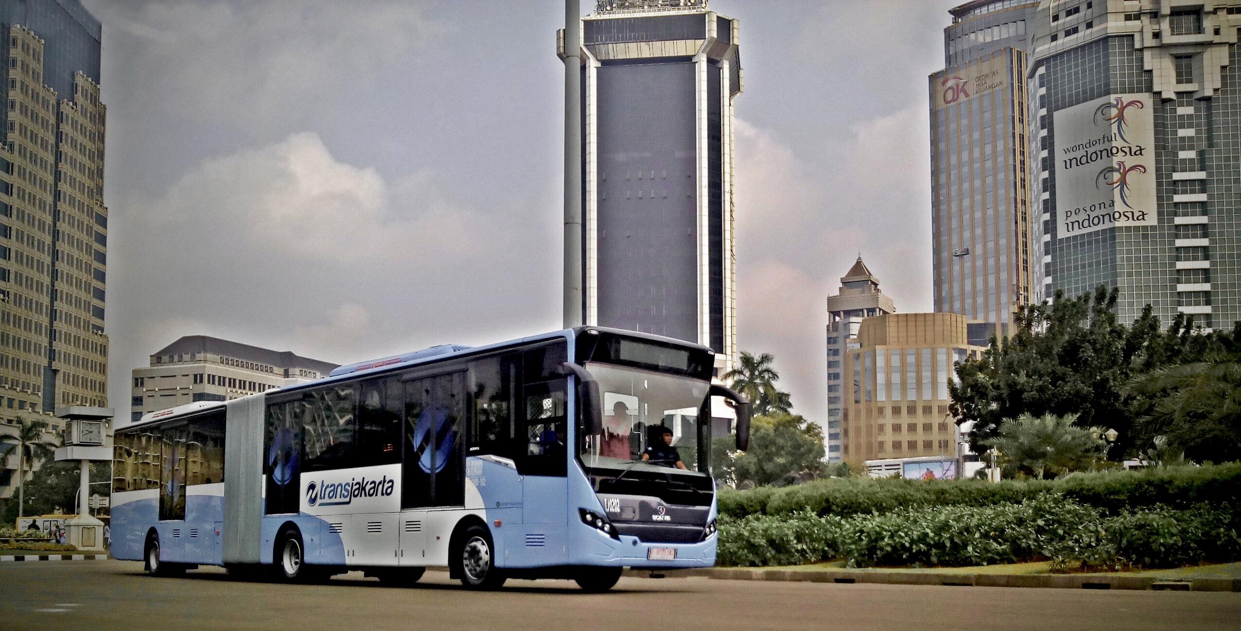 Koridor 5 Transjakarta Wikipedia Bahasa Indonesia Ensiklopedia Bebas