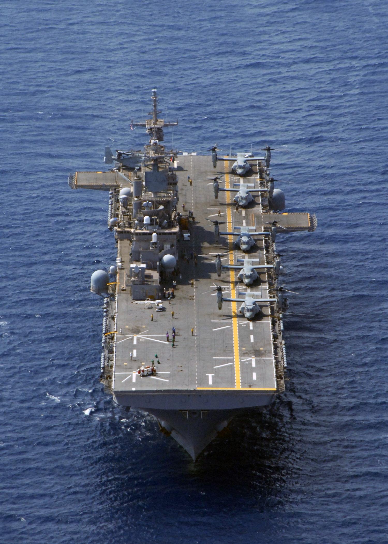File:USS Wasp (LHD-1) Osprey.jpg - Wikimedia Commons