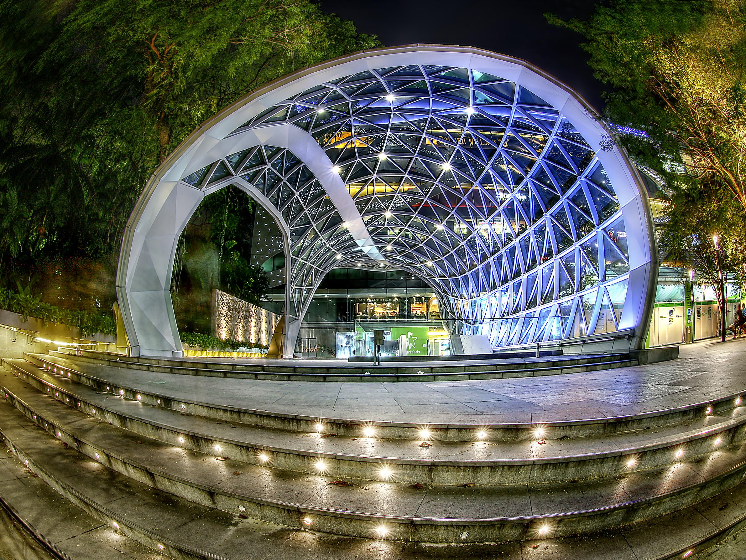 File Underpass Entrance Plaza Singapura Singapore