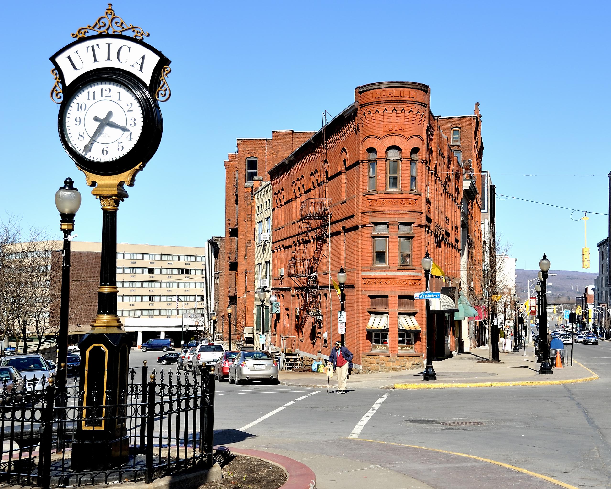 Utica, NY