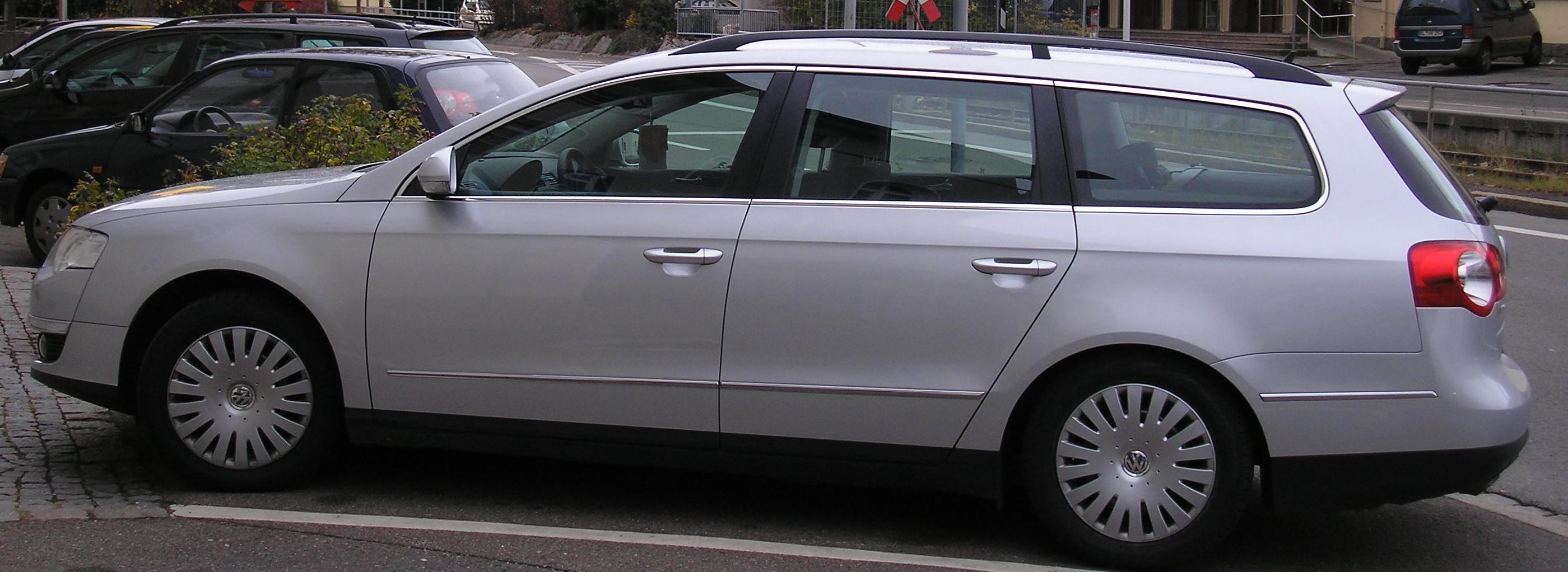 Volkswagen Passat B6 Variant (2005)