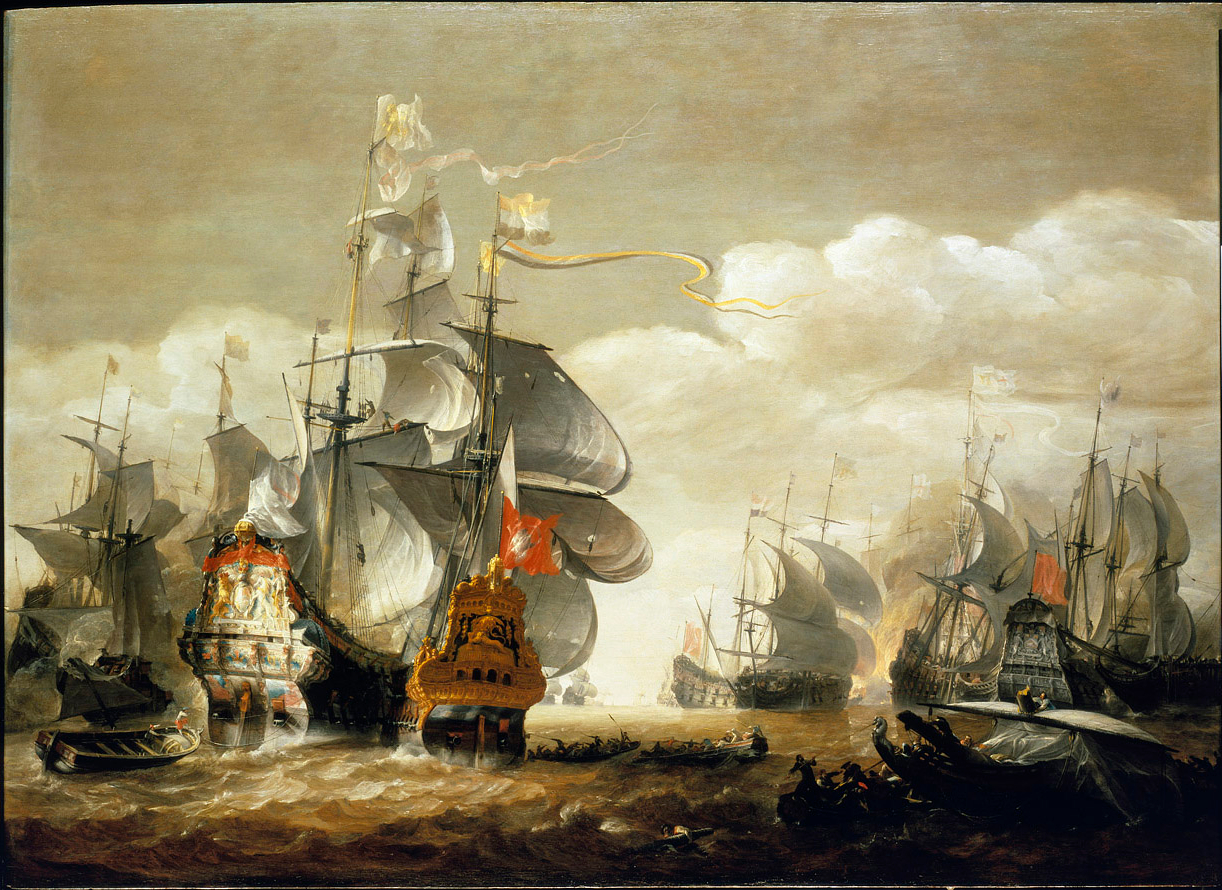 File:Van Minderhout Battle of Lowestoft.jpg
