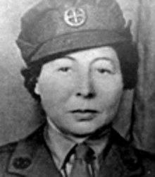 Vera Leigh British SOE agent