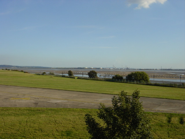 View of the Mersey from Speke Hall - geograph.org.uk - 48002