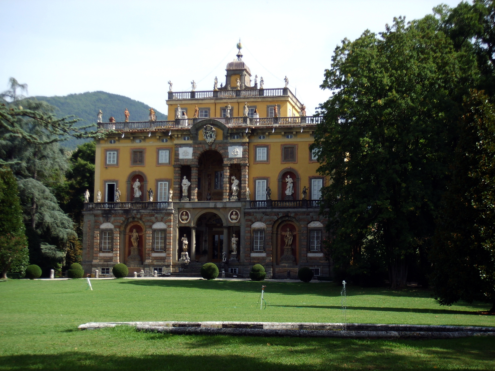 Villa Dei Fiori Acerra Dott Montano Luigi Camera Iperbarica