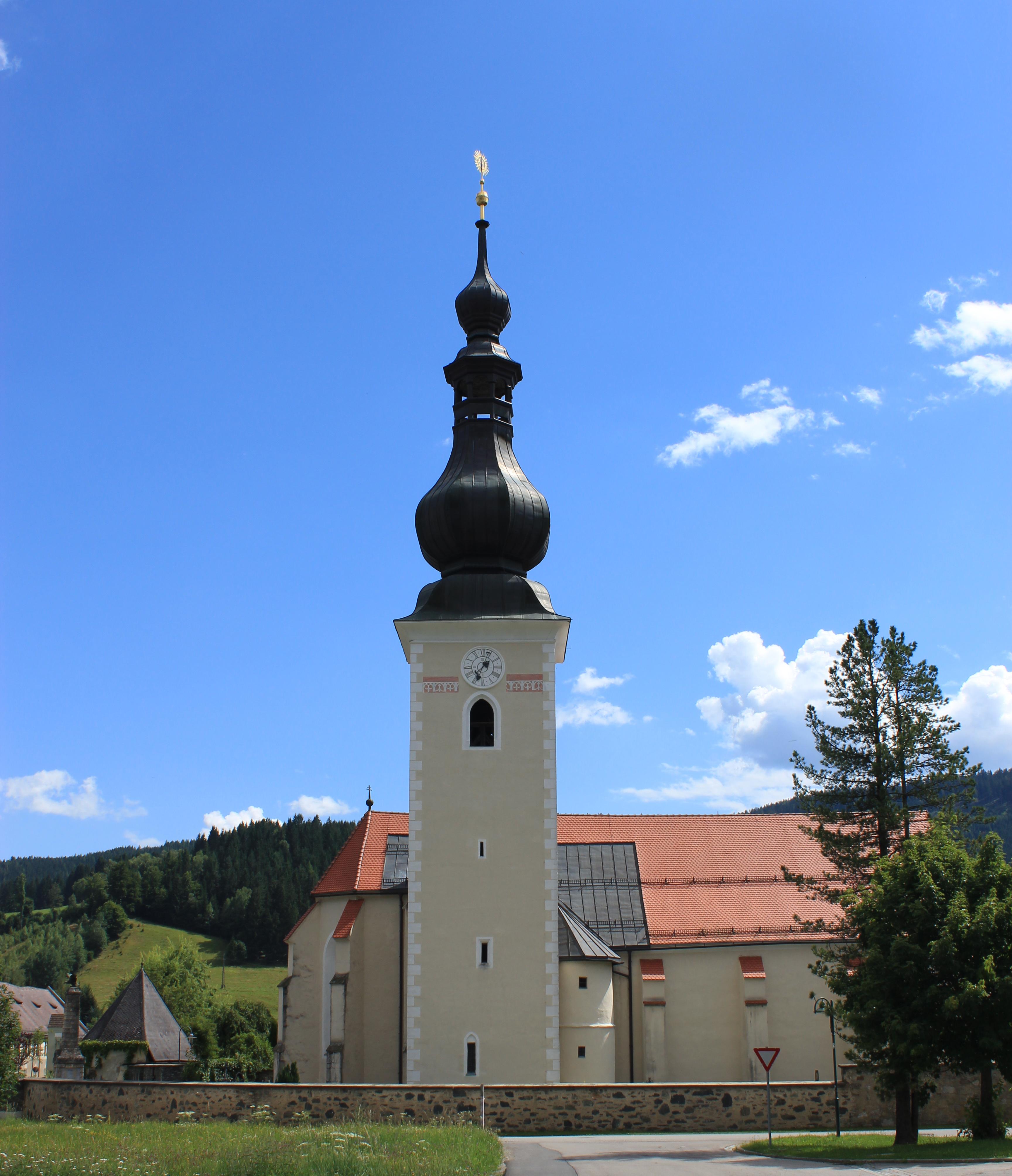 Marktgemeinde Weitensfeld im Gurktal: Gemeinde