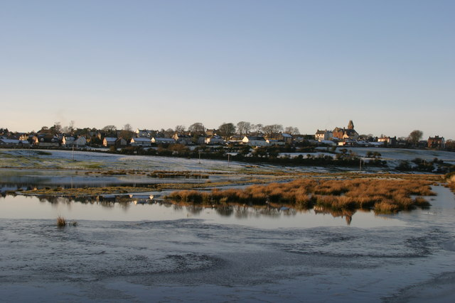 File:Wigtown from Nature reserve - geograph.org.uk - 363203.jpg