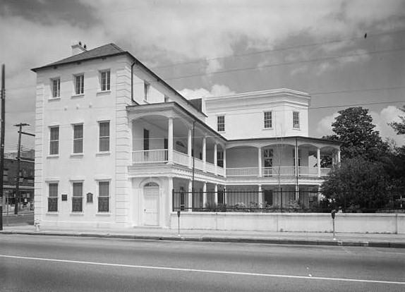 List of national historic landmarks in south carolina for Aiken house