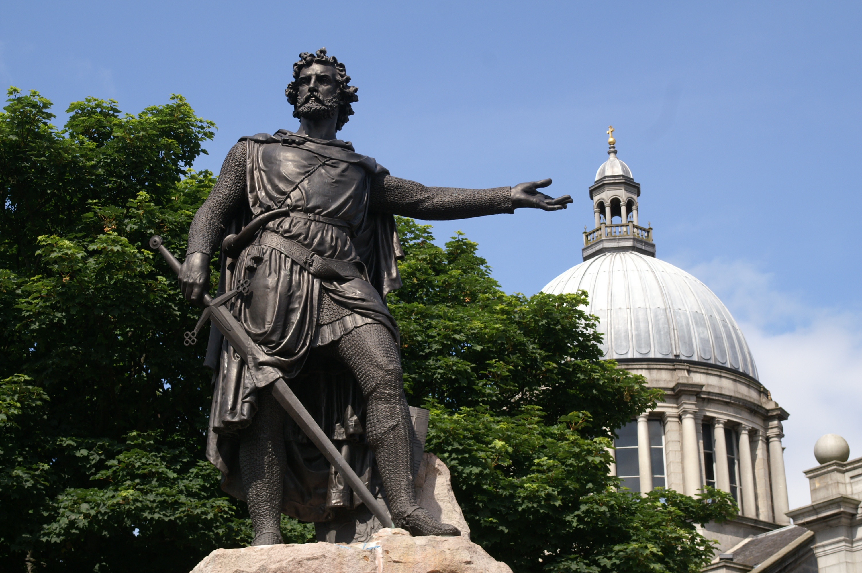 a biography of william wallace a scottish patriot and national hero