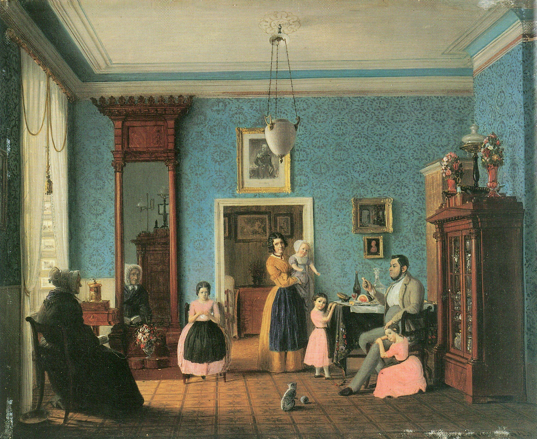 File:Wohnzimmer Des Schlossermeisters C.F.A. Hauschild In
