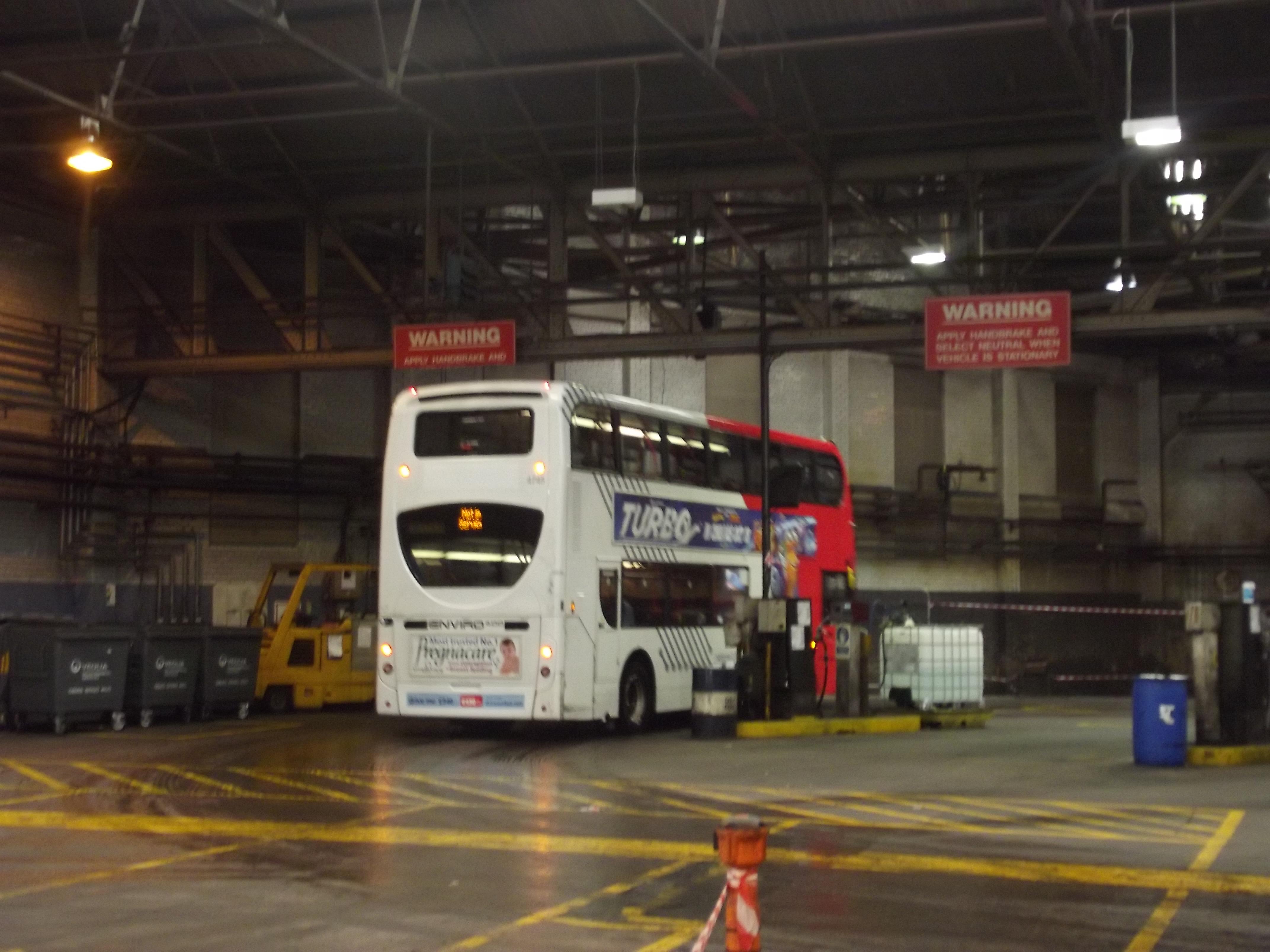 Fileyardley Wood Bus Garage Open Day Buses Behind The Scenes