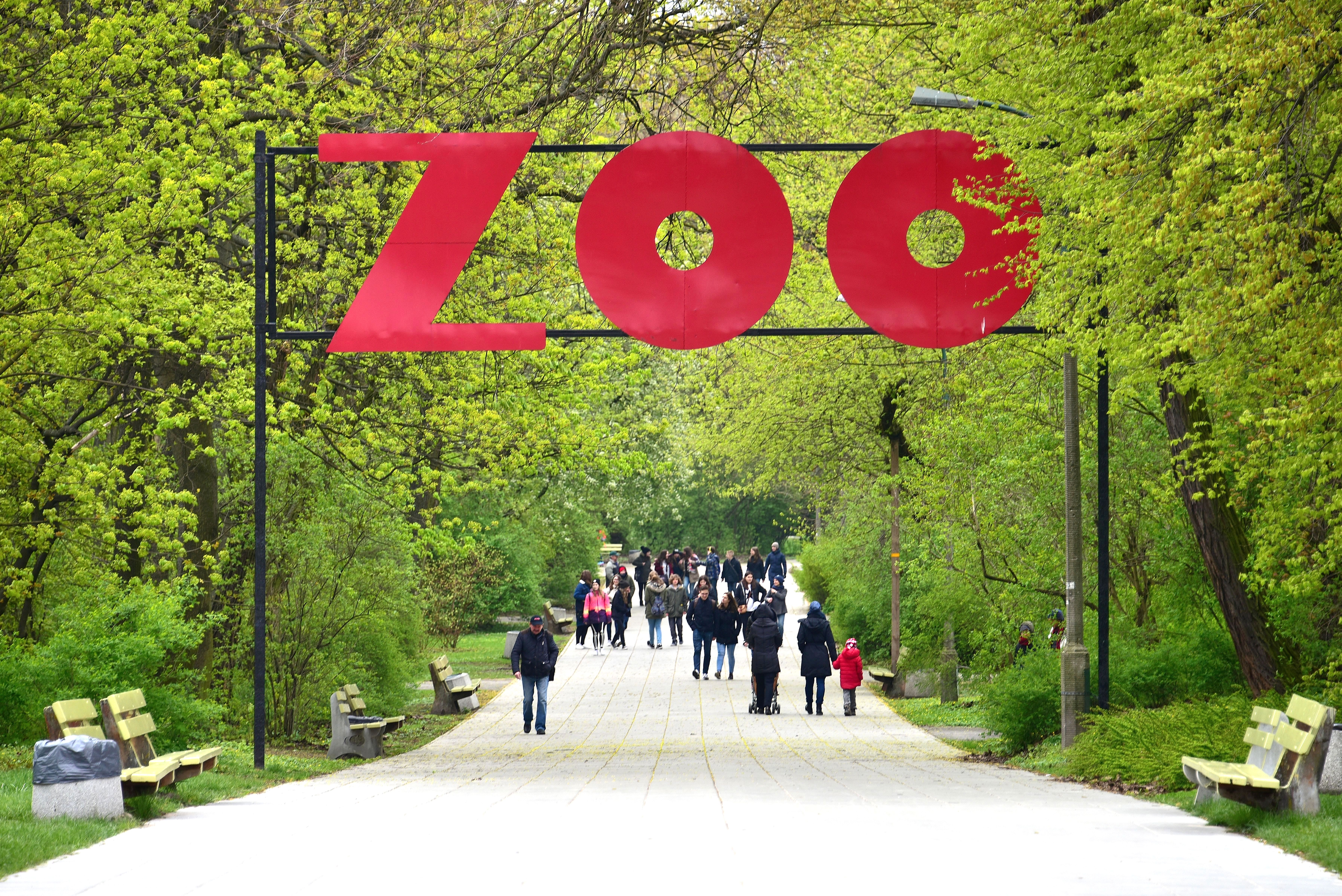 Ogrod Zoologiczny W Warszawie Wikipedia Wolna Encyklopedia