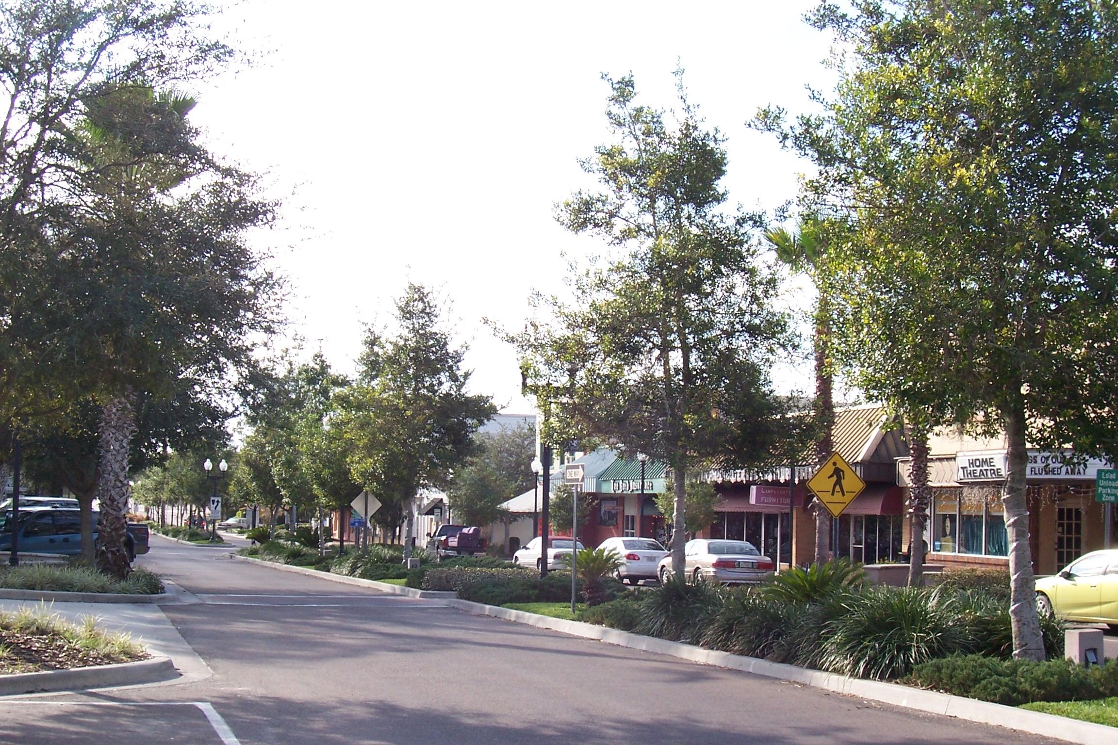 Zephyrhills Downtown Historic District, Florida | Roadtrippers