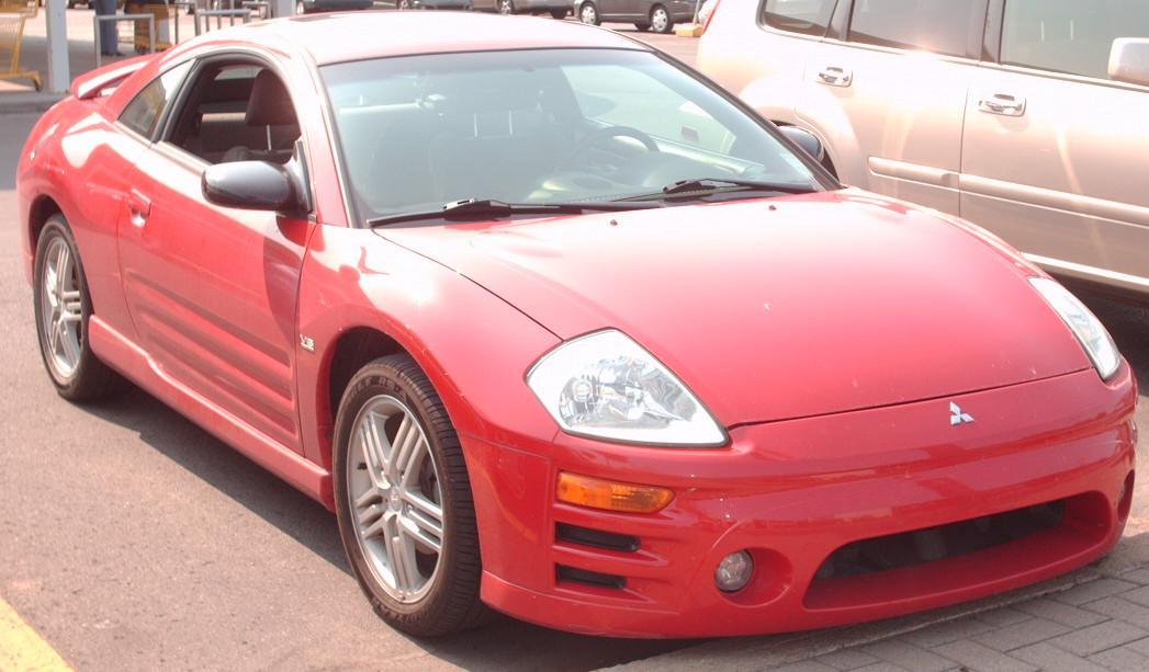 2003 Mitsubishi Eclipse RS - 2dr Hatchback 2.4L auto