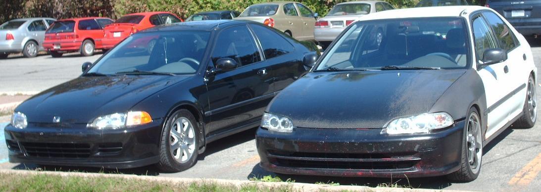 92-95 civic sedan