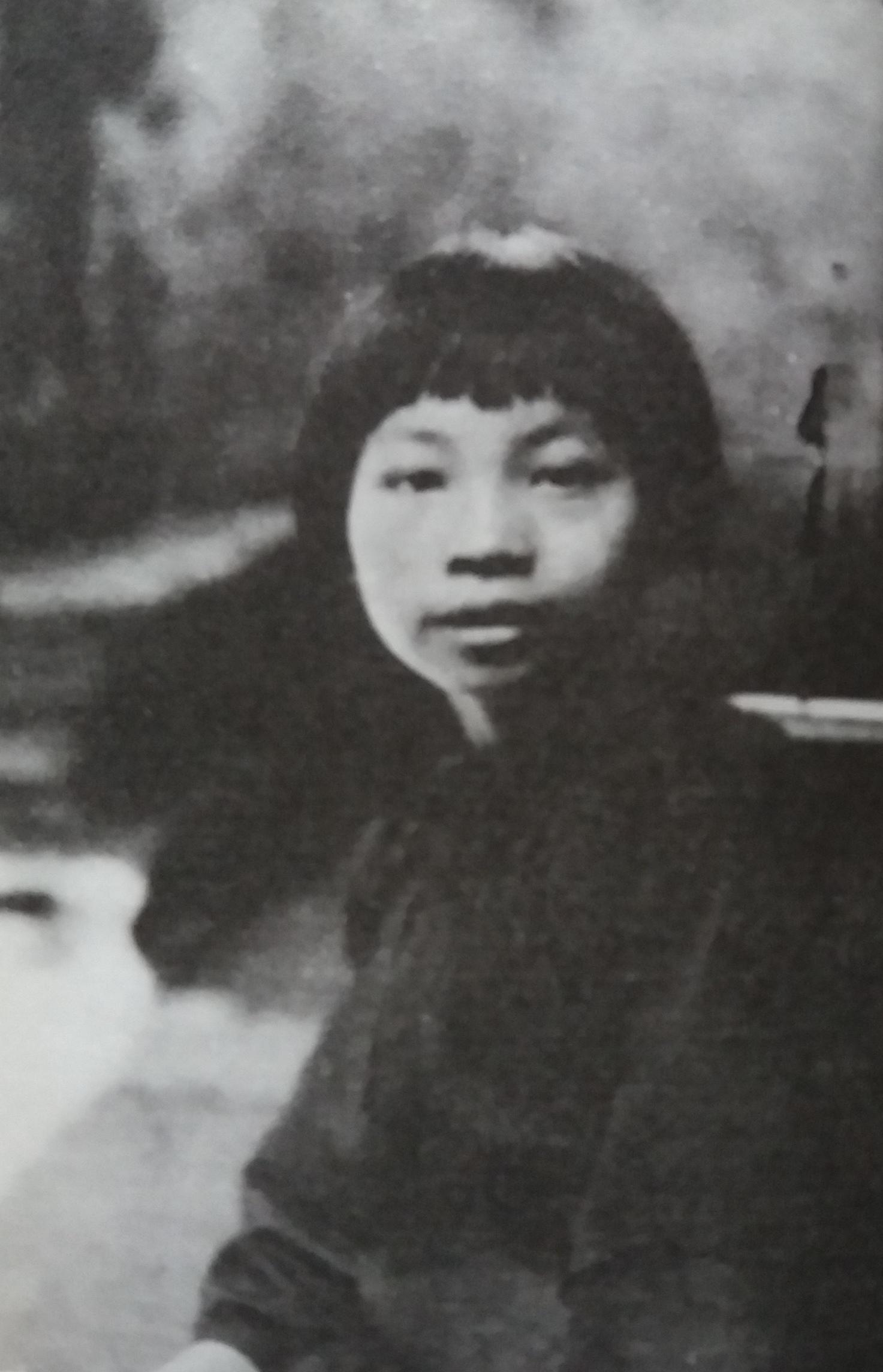 Wang Renmei Wang Renmei new picture