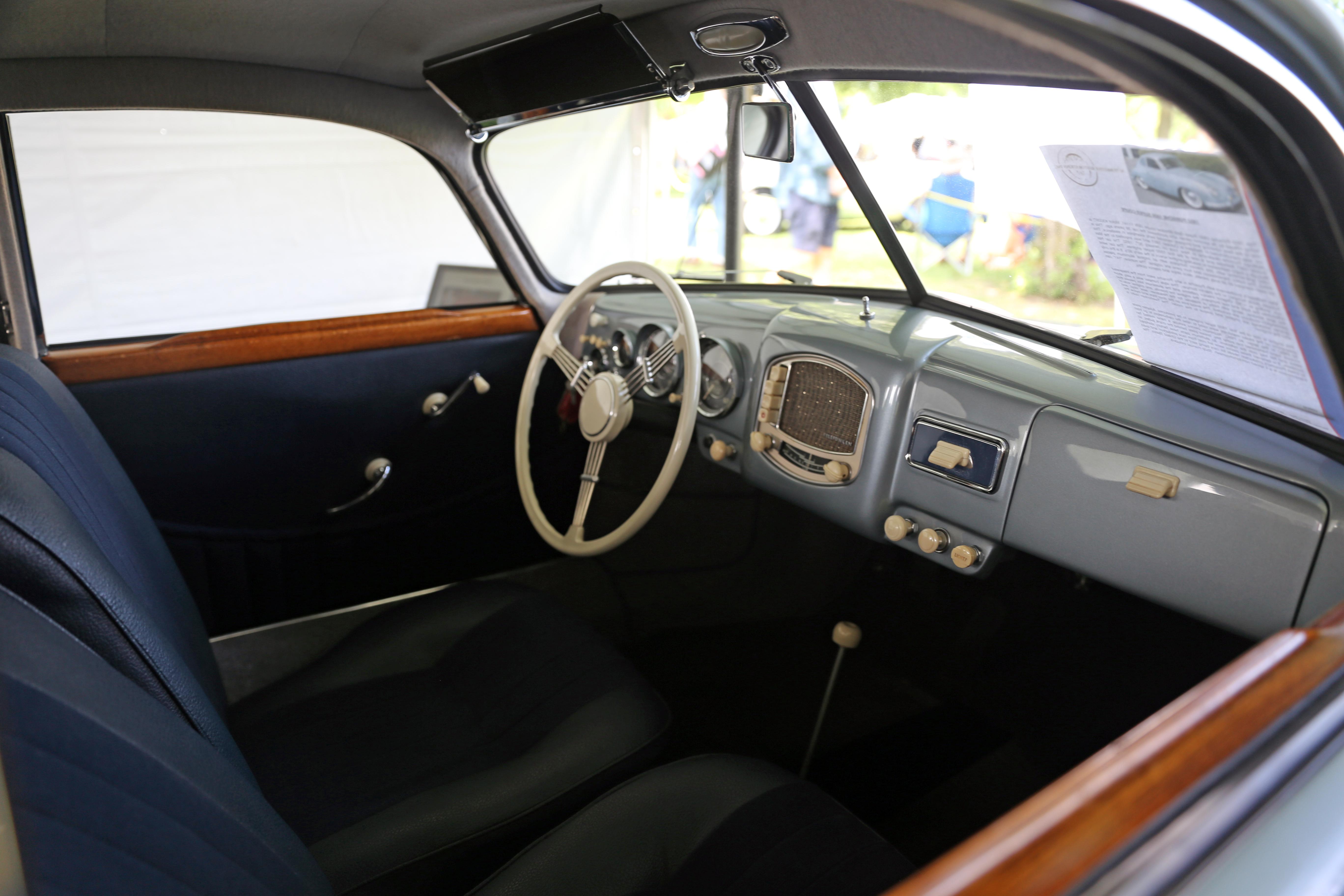 File 1952 Porsche 356 1500 Super Interior Jpg