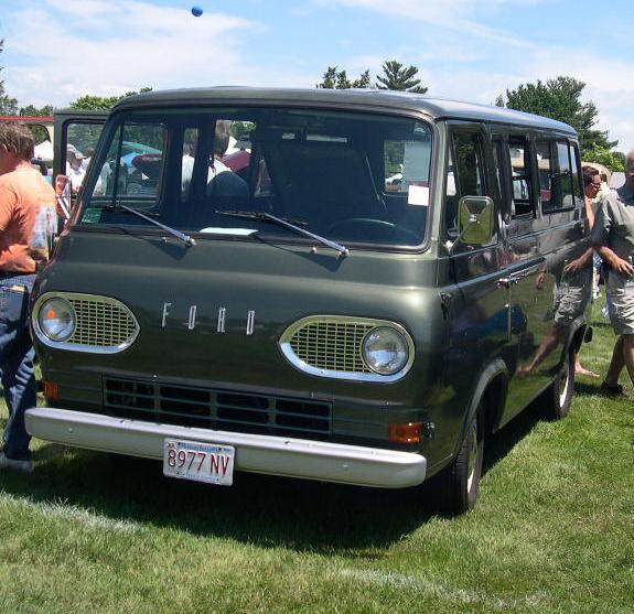 Ford Falcon Van