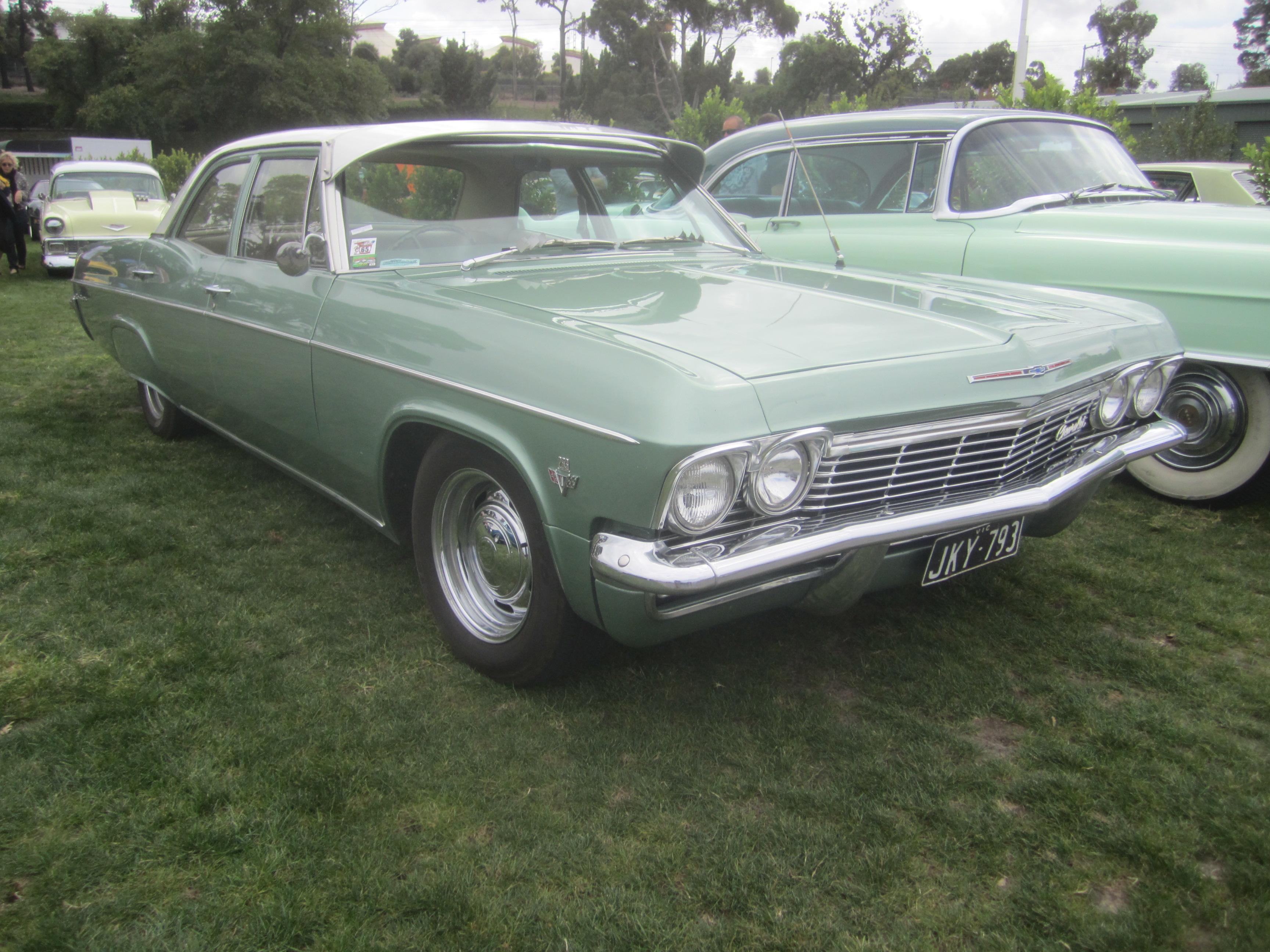 File 1965 Chevrolet Bel Air Sedan Jpg Wikimedia Commons
