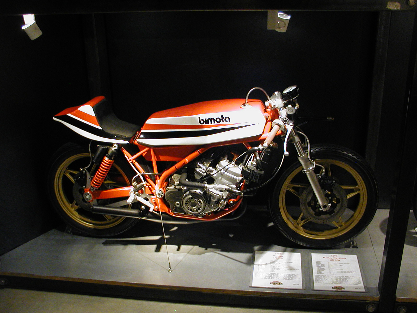 classic bimota motorcycles