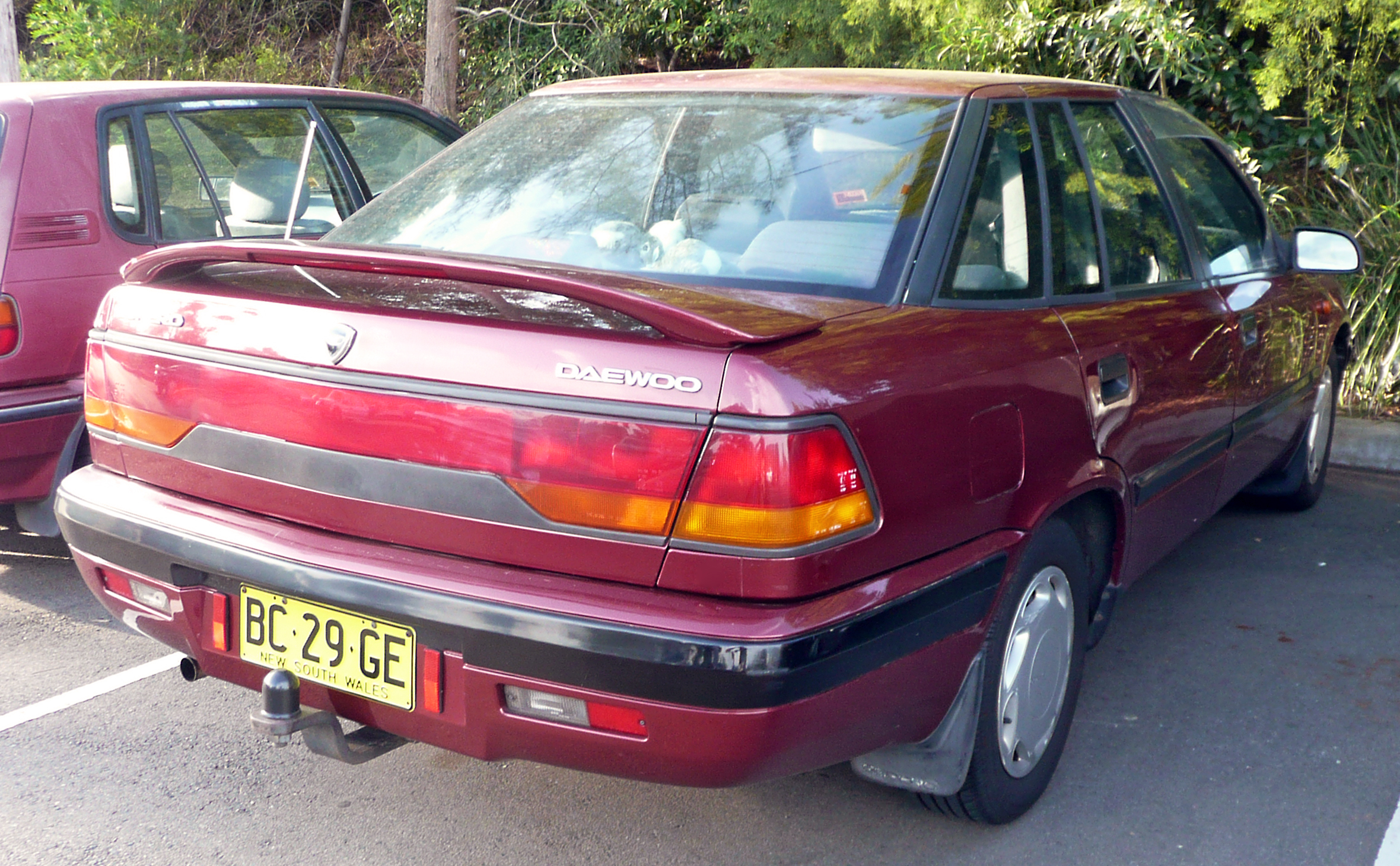 File:1995-1997 Daewoo Espero CD sedan 01.jpg - Wikimedia Commons