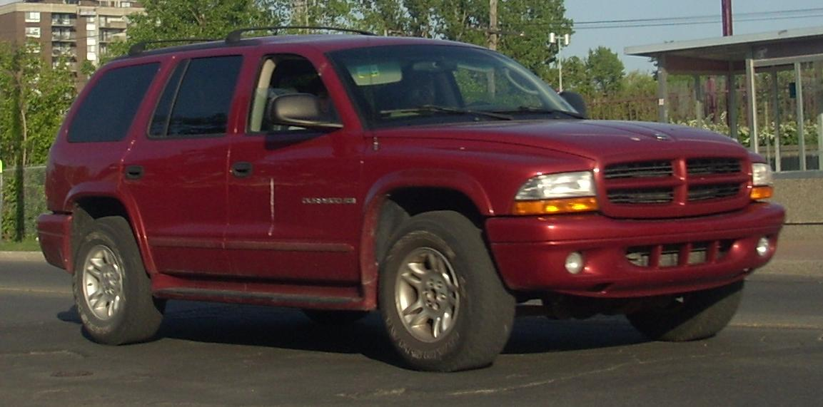 File:1998-00 Dodge Durango.JPG - Wikimedia Commons