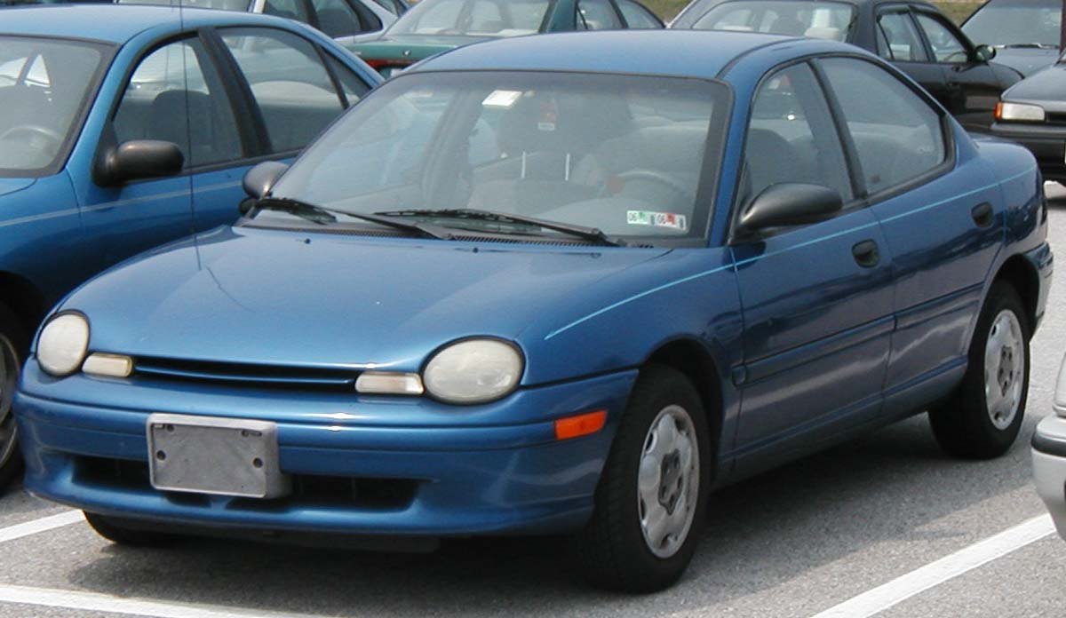Dodge Neon Wikipedia