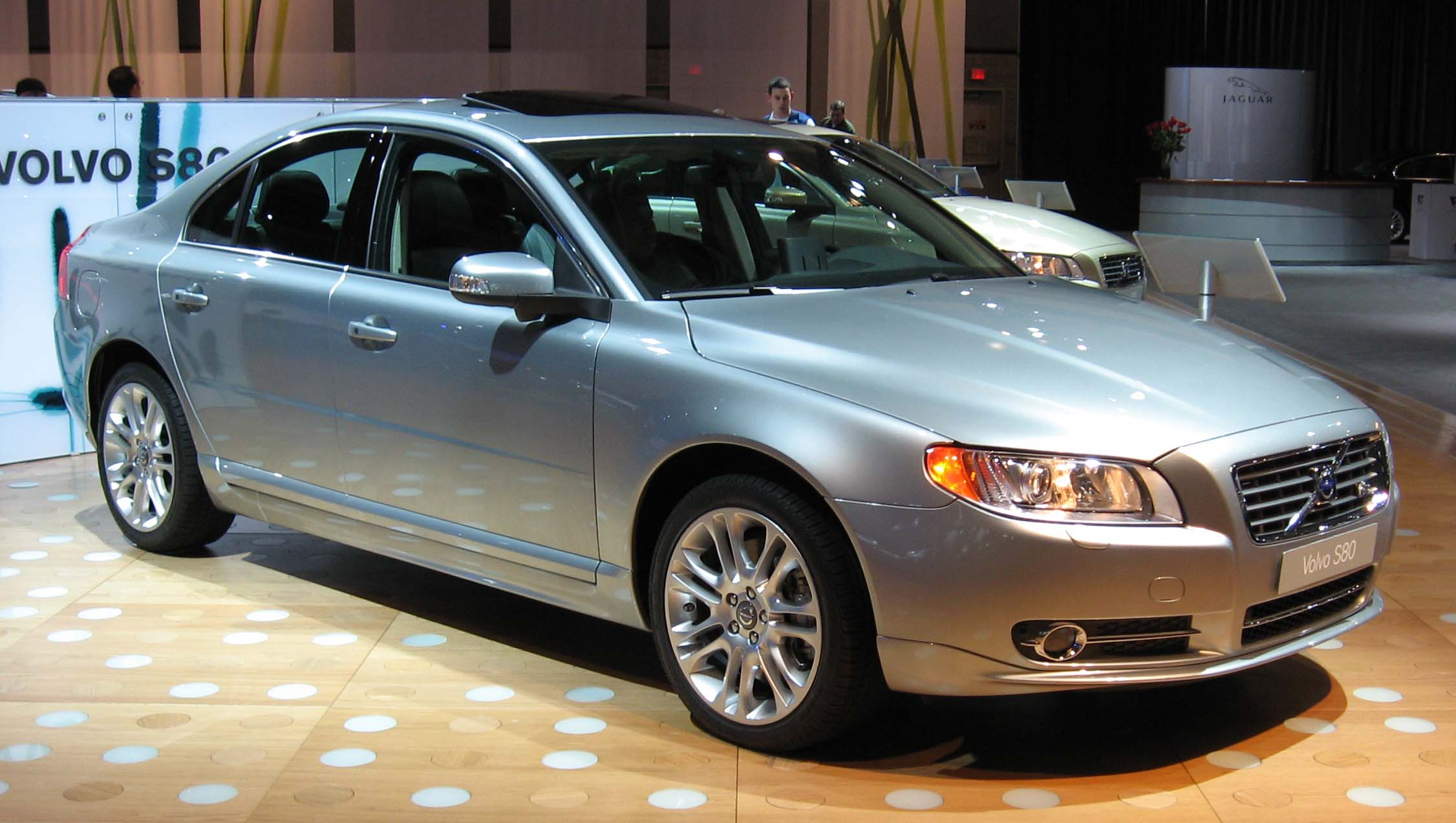 File 2007 Volvo S80 Dc Jpg Wikimedia Commons