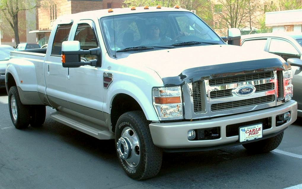 file 2008 ford f 350 super wikimedia commons. Black Bedroom Furniture Sets. Home Design Ideas