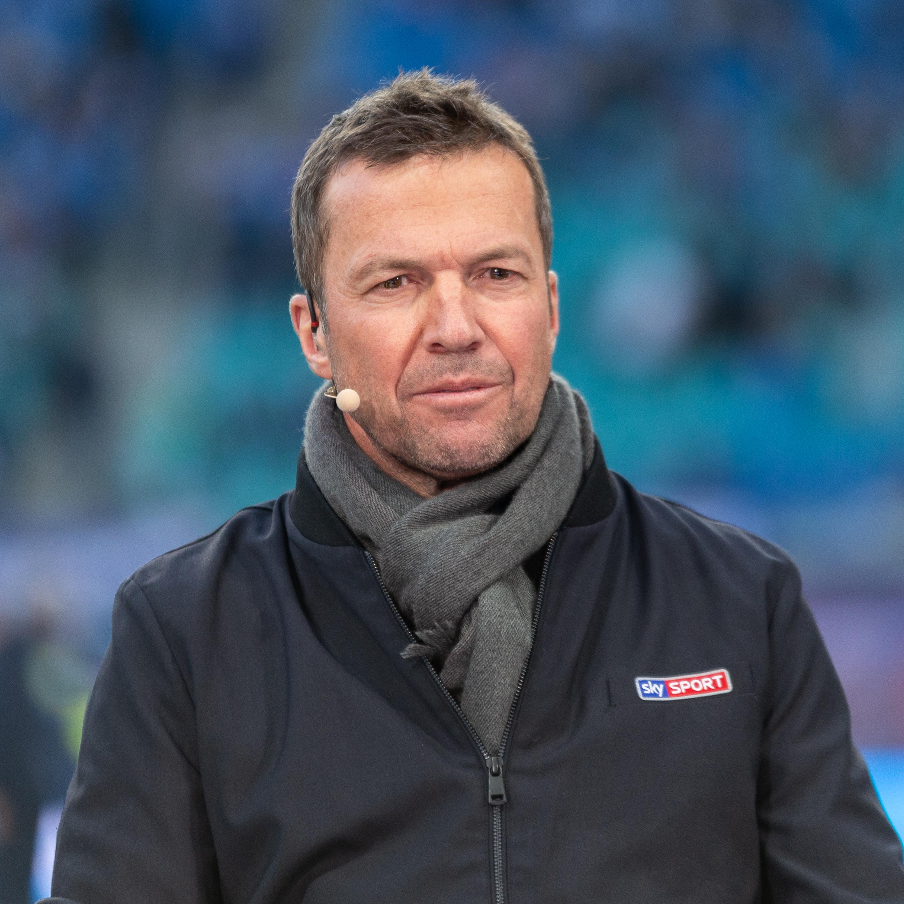 Lothar Matthaus Wikipedia
