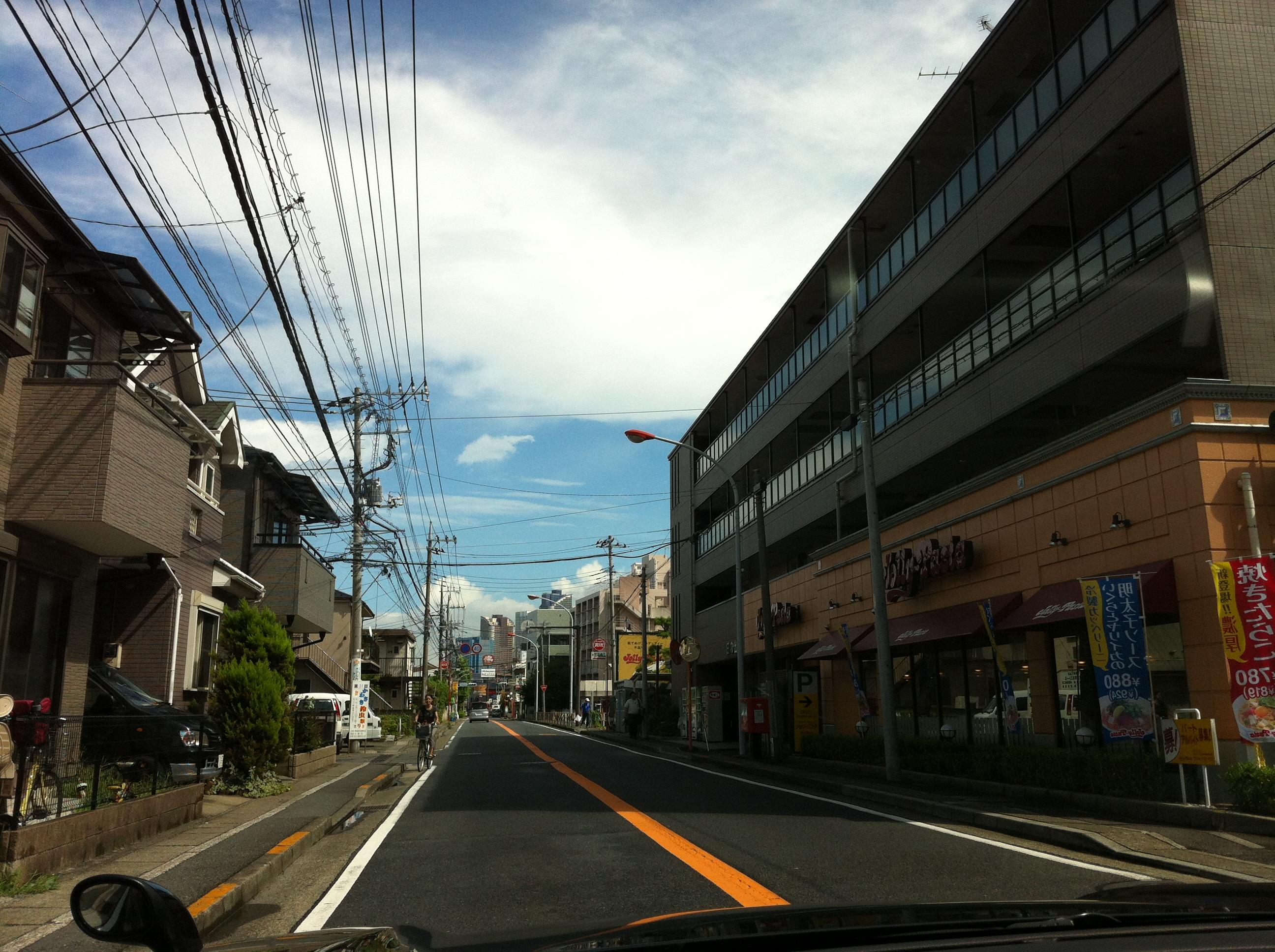 File:4 Chome Miyauchi, Nakahara-ku, Kawasaki-shi, Kanagawa-ken 211