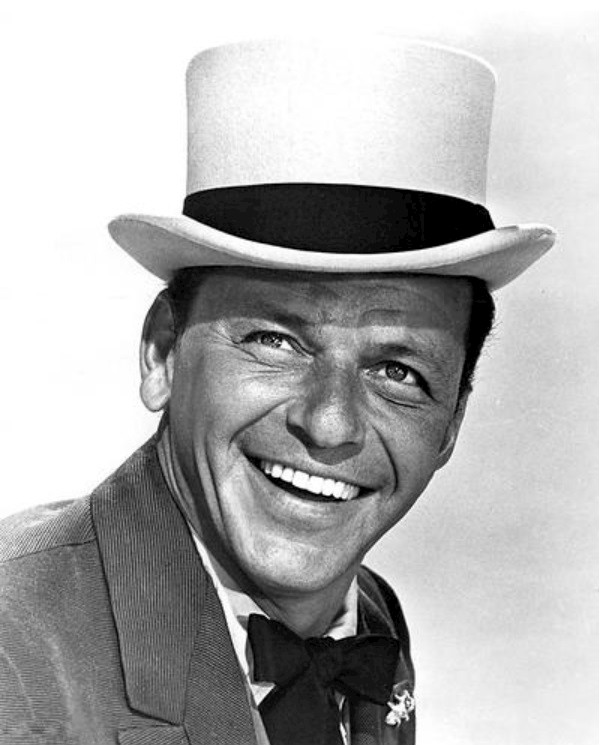 Sinatra in 4 for Texas (1963)