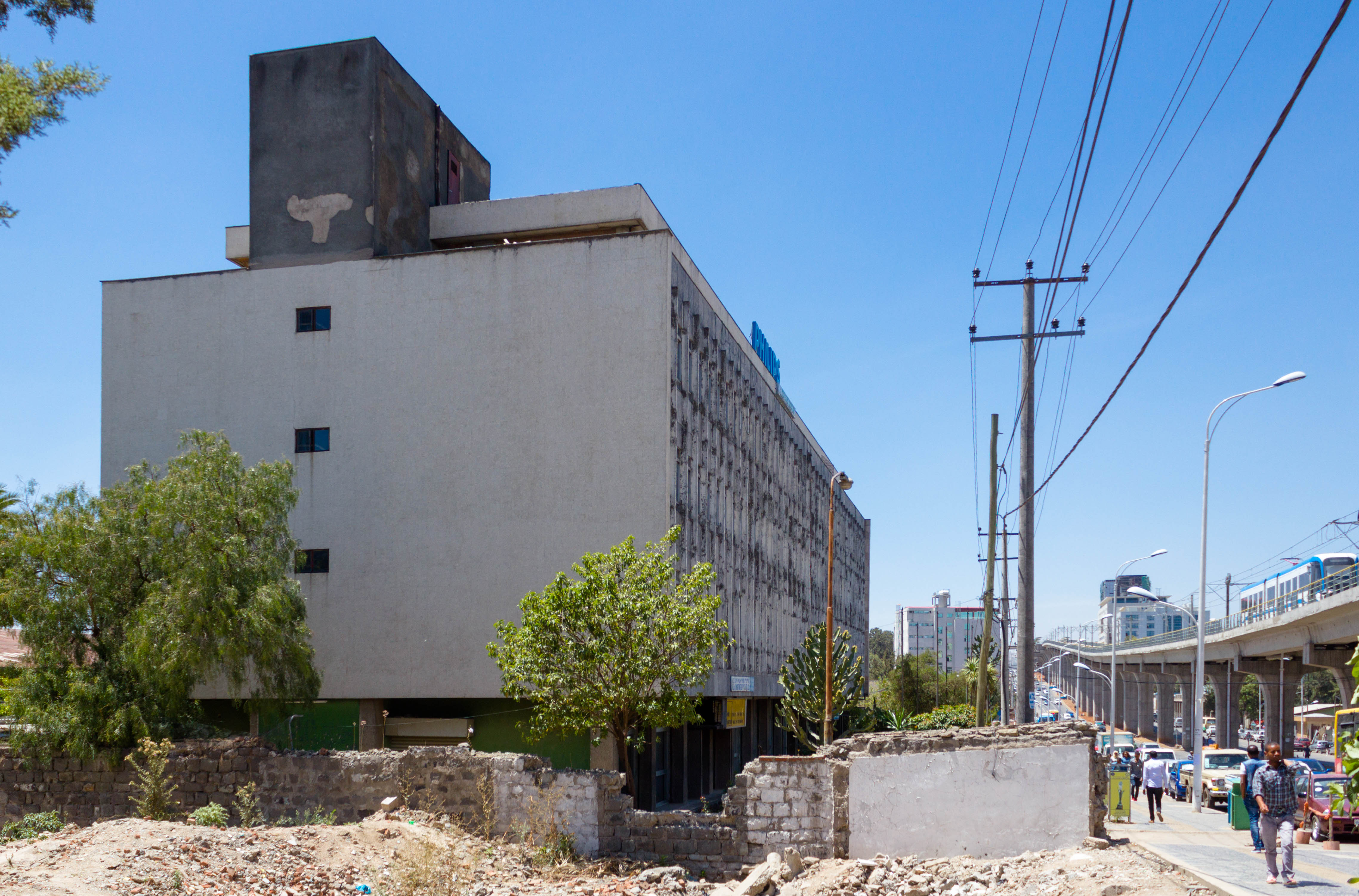 File:5  Philips Headquarters Office Building, Addis Abeba