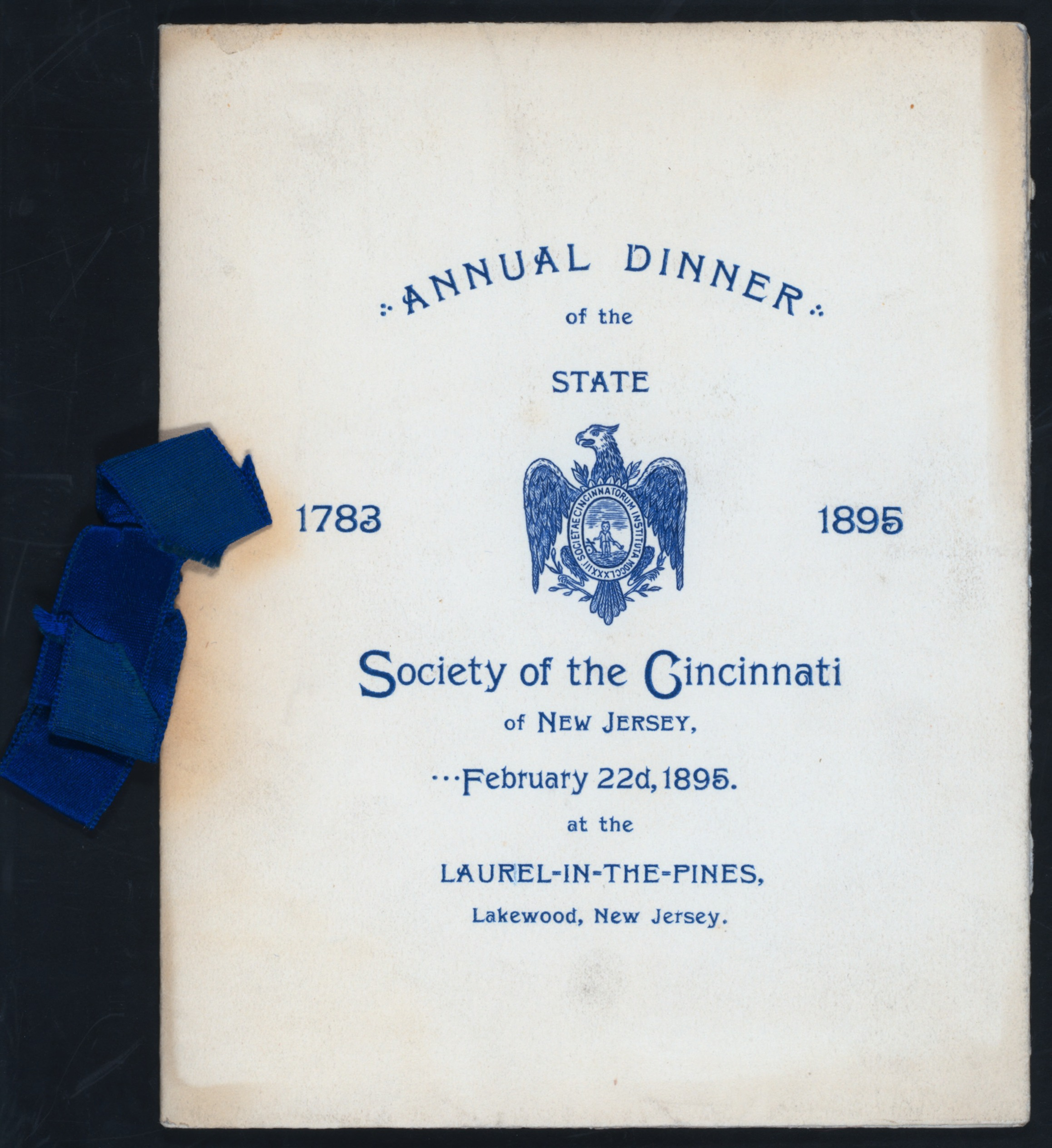 File Annual Dinner Held By State Society Of The Cincinnati Nj