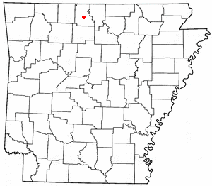 Loko di Yellville, Arkansas