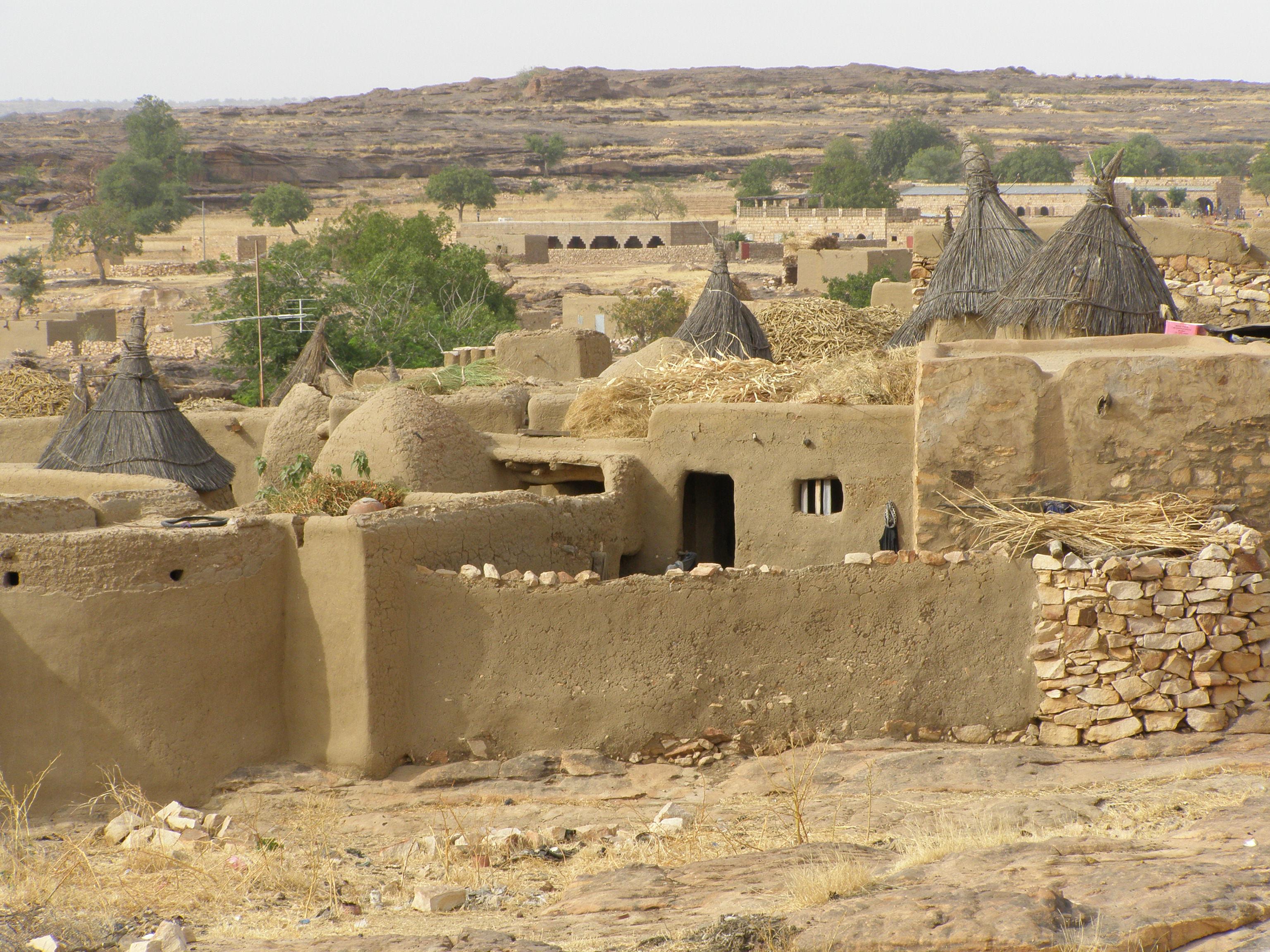 Sangha (Mali) — Wikipédia