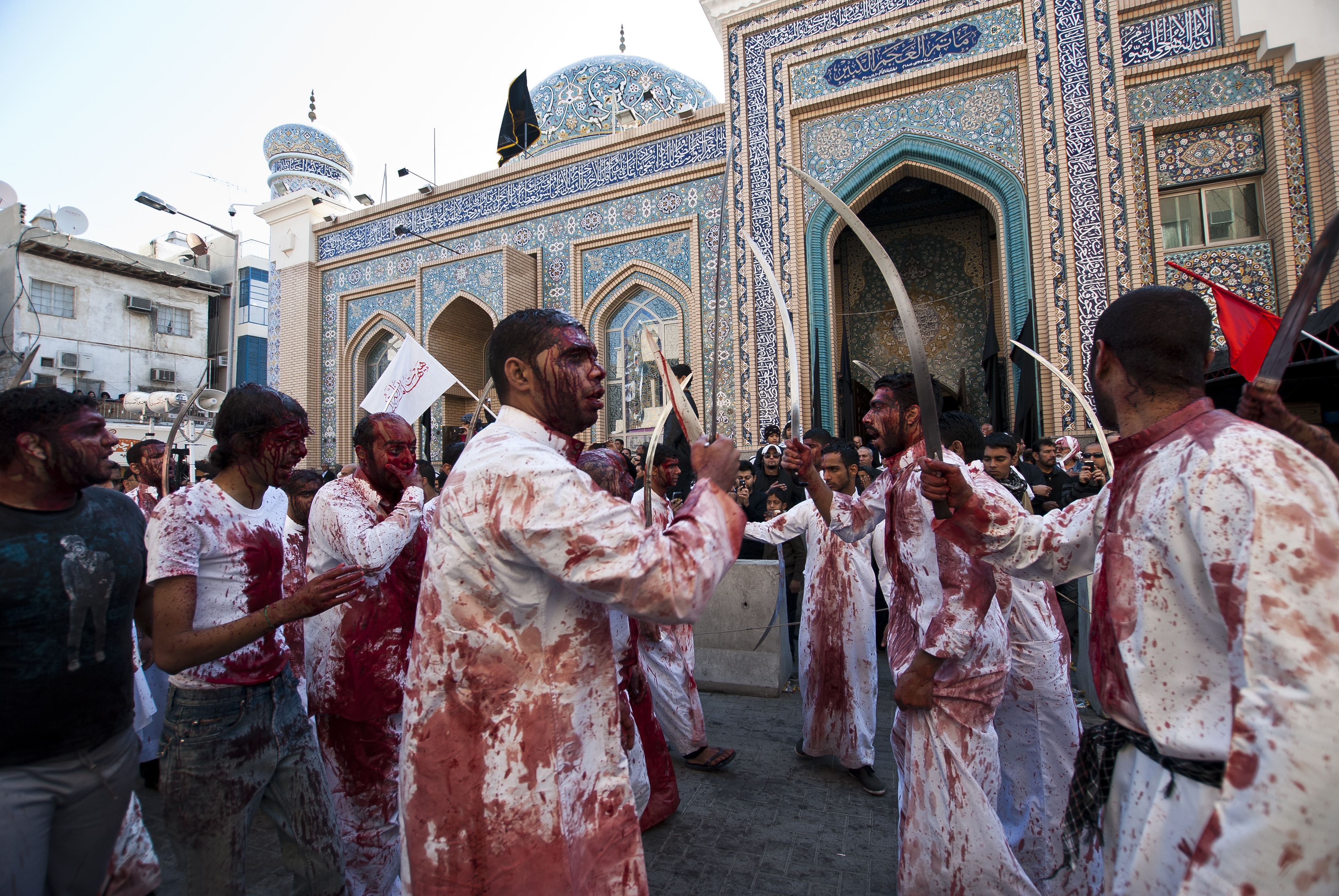 filea day of mourning annual celebration of muharram in