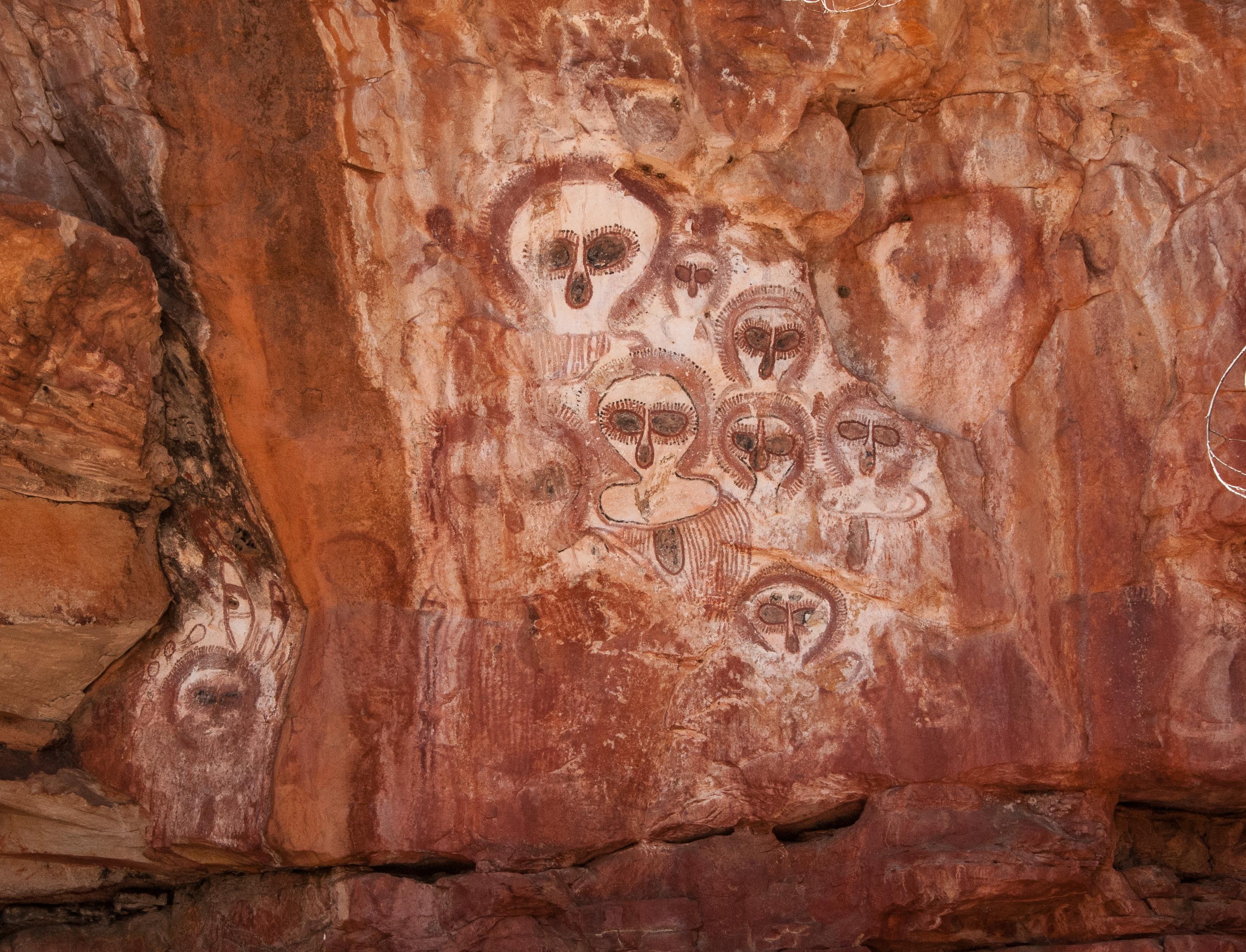Arte aborigen australiano - Wikipedia, la enciclopedia libre