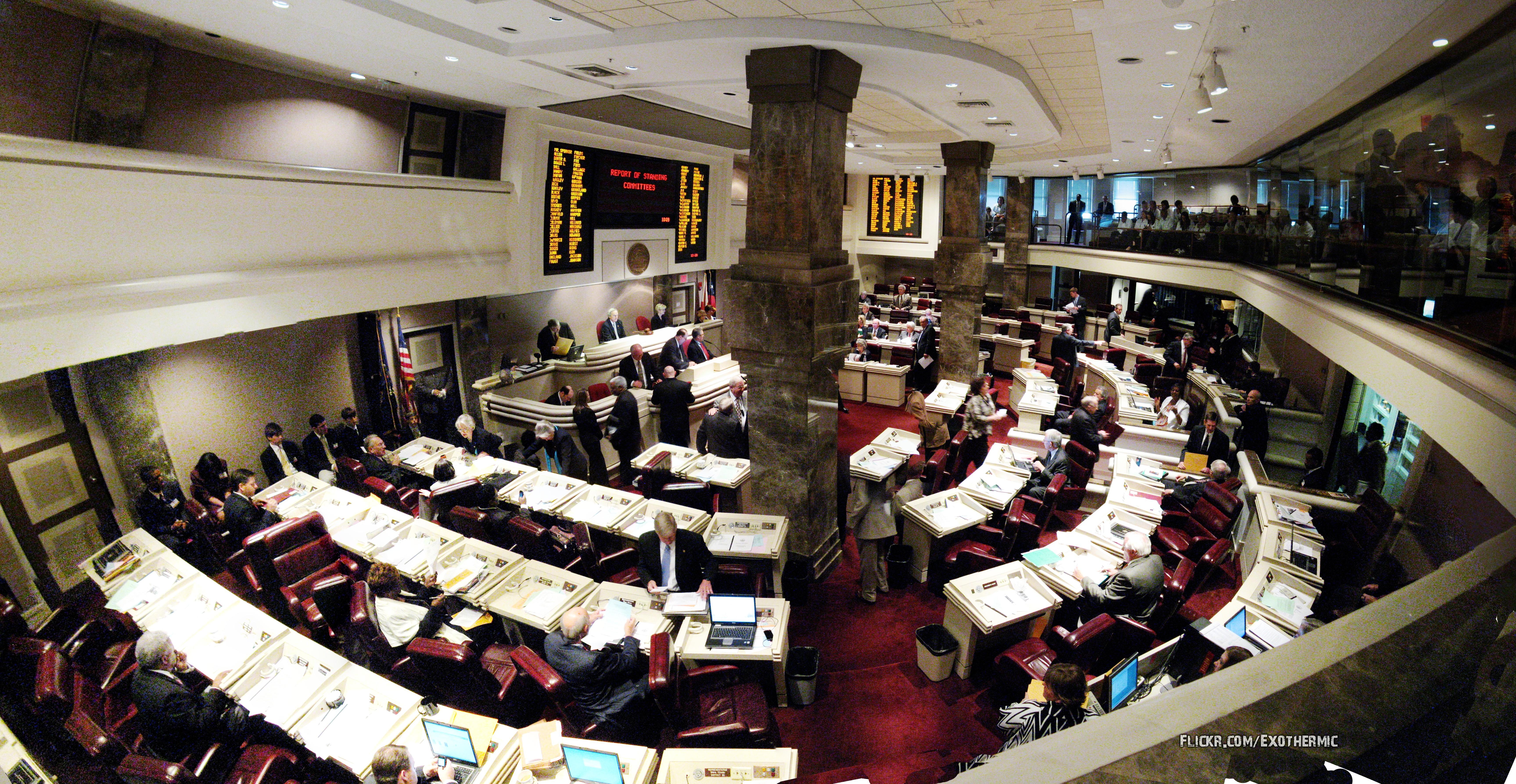 Alabama House of Representatives Wikiwand