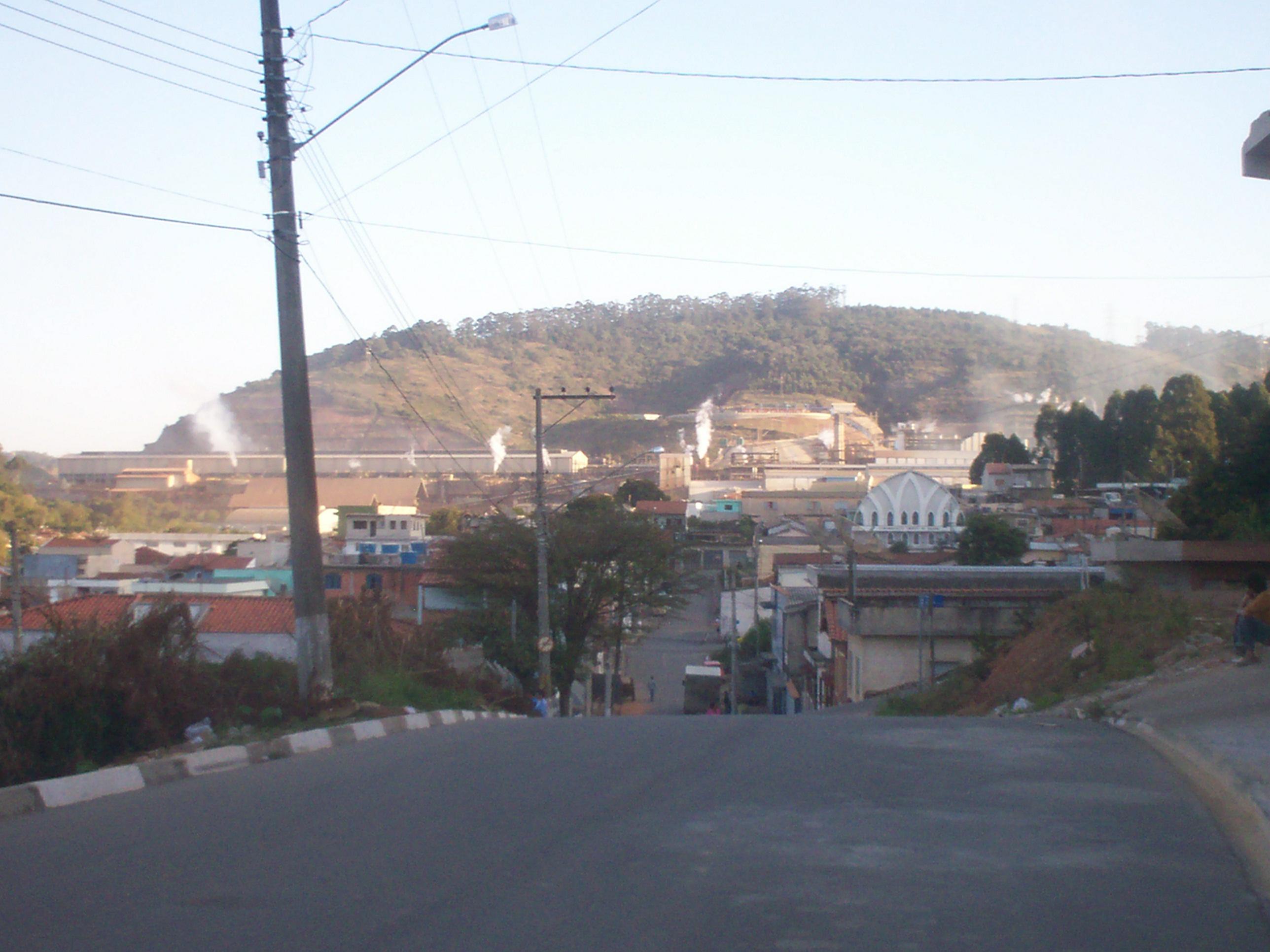 Alumínio São Paulo fonte: upload.wikimedia.org