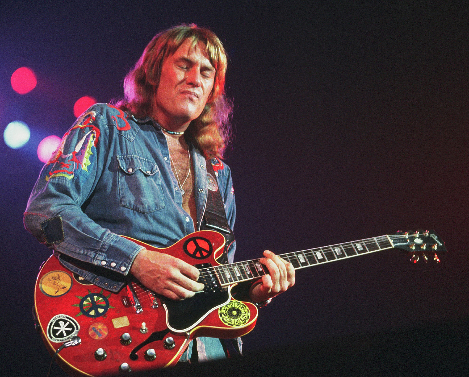 Photo of Alvin Lee